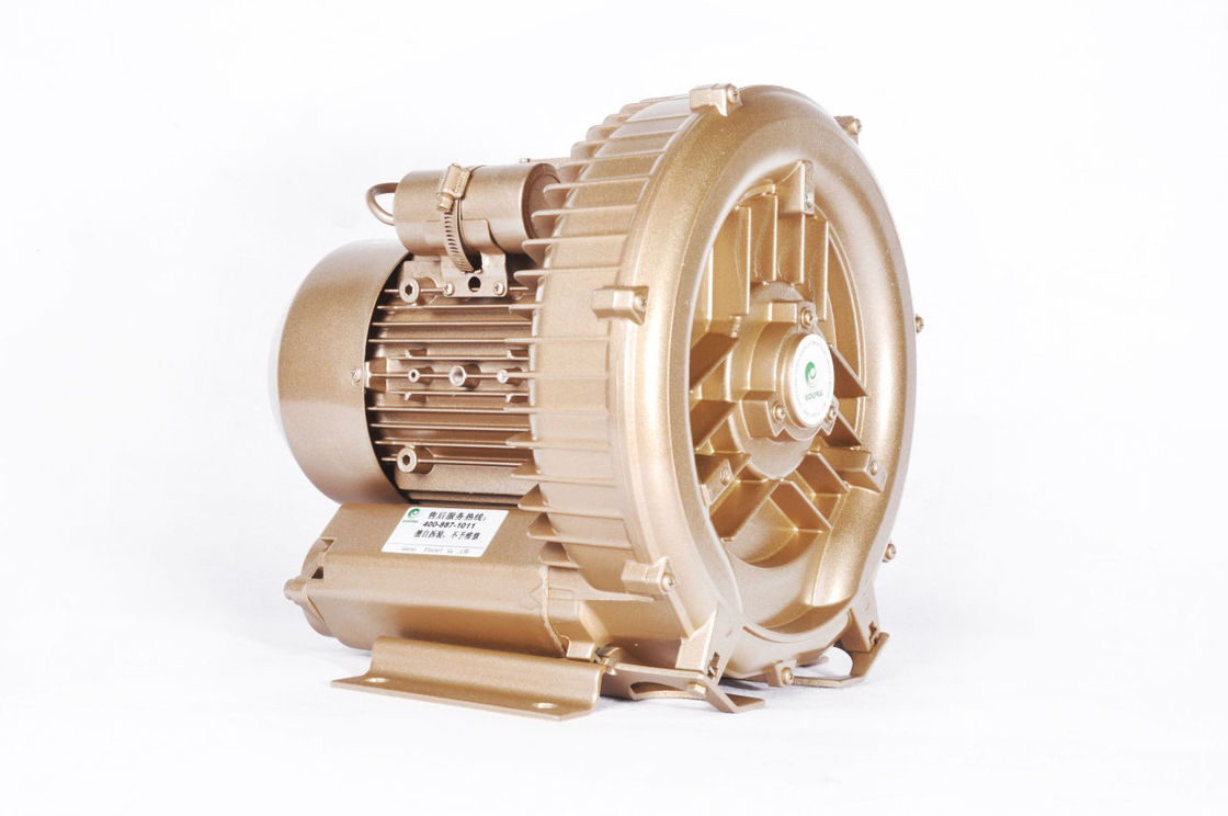 1.3kw High Pressure Side Channel Blower For Wasterwater Treatment Equipment