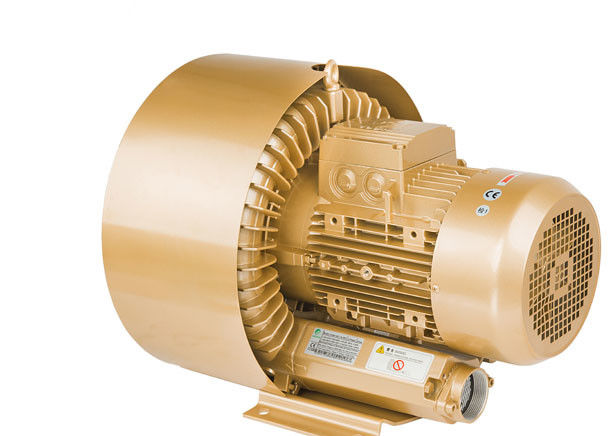 Jazzi Spa High Pressure Two Stage Vacuum Pump , Centrifugal Air Blower Air Pump